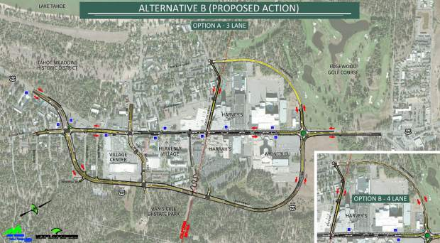 South Lake Tahoe City Council sets stage for future discussion on possible Loop Road vote