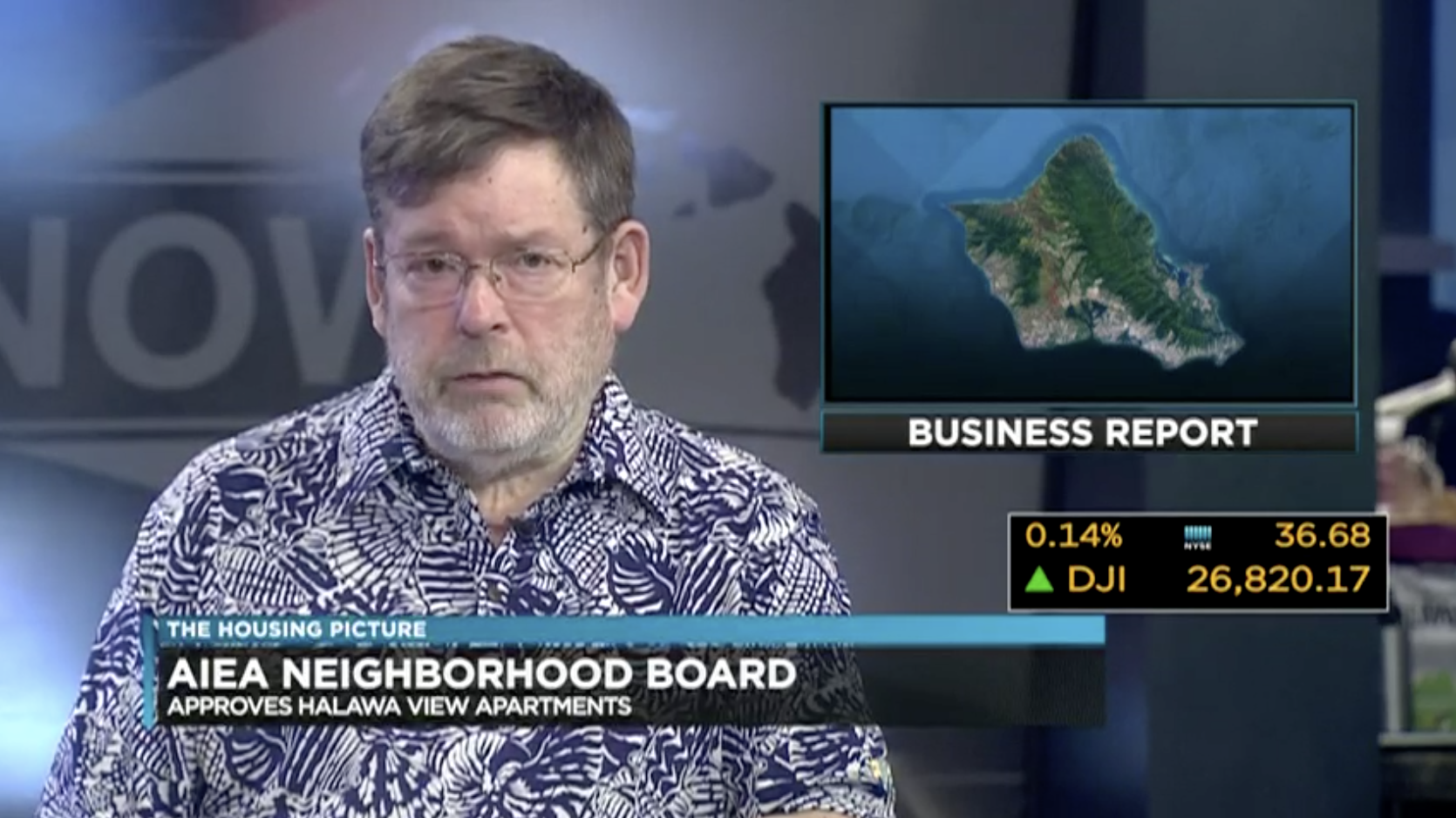 Business Report: Aiea neighborhood board approves Halawa View Apartments